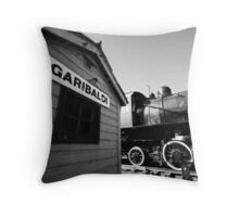 Tickets, Please! Throw Pillow