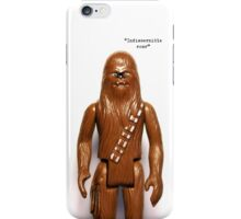 iPhone Case - Chewie iPhone Case/Skin