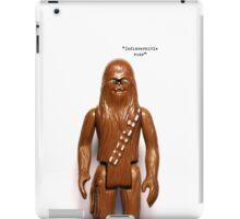 iPhone Case - Chewie iPad Case/Skin