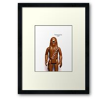 iPhone Case - Chewie Framed Print
