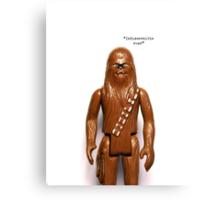 iPhone Case - Chewie Canvas Print