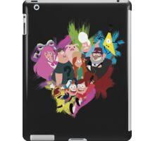 Gravity Falls  iPad Case/Skin