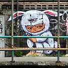 Street Art: global edition # 65 by fenjay