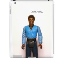 iPhone Case - Lando ESB iPad Case/Skin