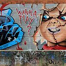 Street Art: global edition # 57 by fenjay