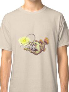 deep sea angler fish Classic T-Shirt