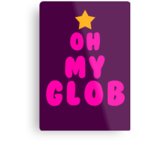 Oh my glob, adventure time Metal Print
