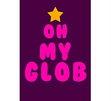 Oh my glob, adventure time Photographic Print