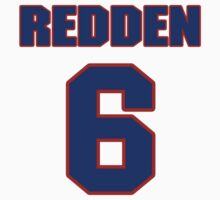 National Hockey player Wade Redden jersey 6 by imsport