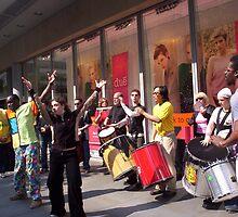 Samba! by Marie Tixier-Brennan