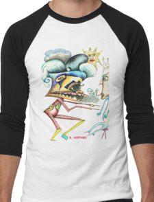 Alien War Men's Baseball ¾ T-Shirt
