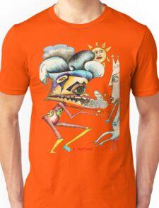 Alien War Unisex T-Shirt