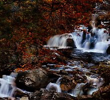 Kent Fall  by pzhbob