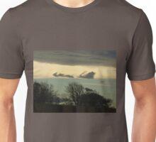 Here Comes Santa Claus Unisex T-Shirt