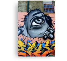 Street Art: global edition # 2 Canvas Print