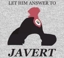 Javert Hat - Les Miserables - Let Him Answer to Javert by Hrern1313