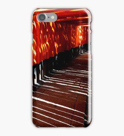 Japan Reloaded - Fushimi Inari # 1 iPhone Case/Skin