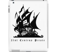 21st Century Pirate iPad Case/Skin