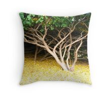 The Runaway Cove Throw Pillow