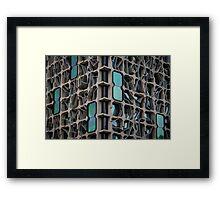 UTAS Building Framed Print