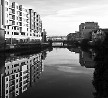 Reflecting Drogheda by Dermot O'Mahony