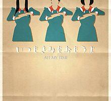 Minimal J-Pop: Perfume by BluescreenQueen