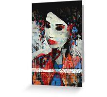 Street Art: global edition # 86 Greeting Card