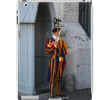 Swiss Guard iPad Case/Skin