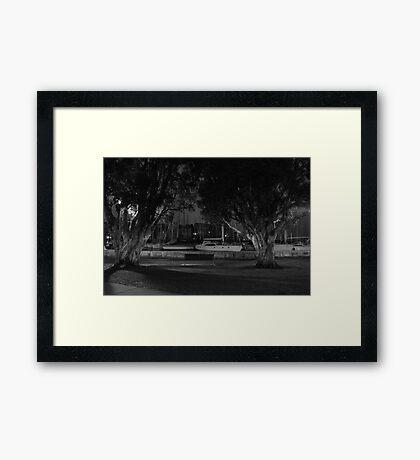 Rushcutters Bay #2 Framed Print