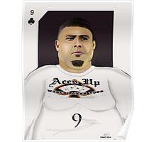 9 of Club - Ronaldo Poster