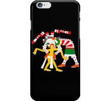 Aztec Zombie - Codex Laud 05 iPhone Case/Skin