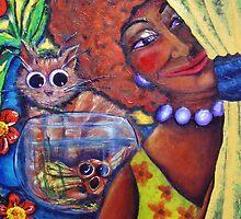 The Happy Eccentric by Carmen  Cilliers