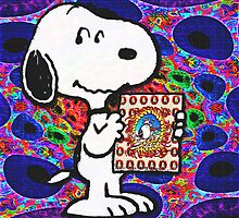 snoopy  by chinacat65