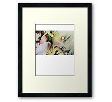 COSMIC (DETAIL) Framed Print
