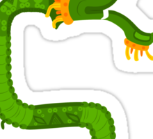 Boidae snake Sticker