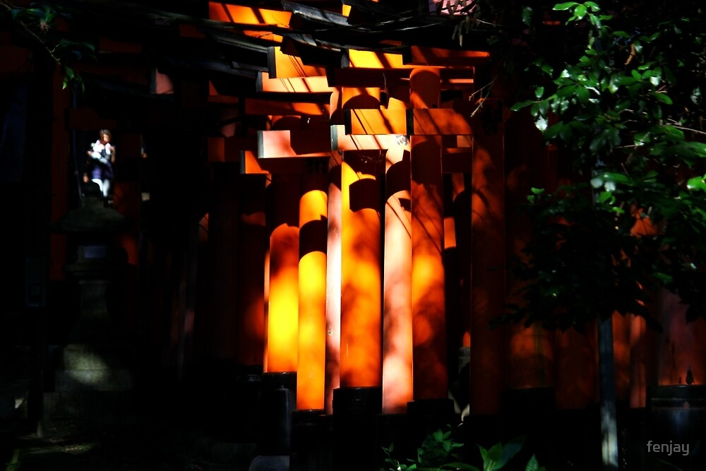 Japan Reloaded - Fushimi Inari # 2 by fenjay