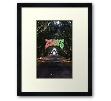Flatbush Zombies x Maynooth Framed Print