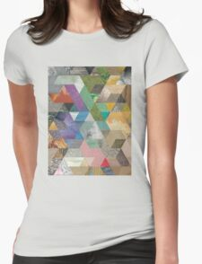 Arts Festival Womens Fitted T-Shirt