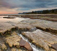 Little Austinmere Falls by Malcolm Katon