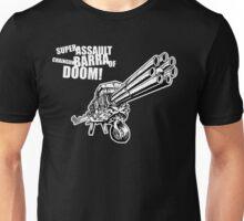 Super Assault Chaingun Barra Of Doom! Unisex T-Shirt