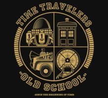TIME TRAVELERS OLD SCHOOL by Fernando Sala