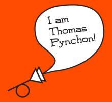I am Thomas Pynchon! by dotgumbi