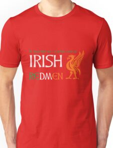 Liverpool - Irish Redmen Unisex T-Shirt