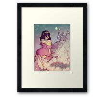 A Lonely Princess-MLP Framed Print