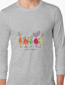 Neural Networking Long Sleeve T-Shirt