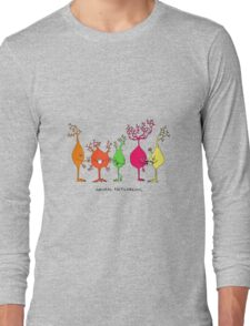 Neural Networking Long Sleeve T-Shirt