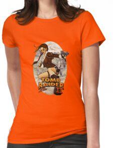 Tomb Raider II Womens Fitted T-Shirt