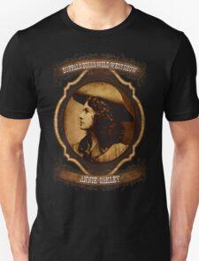 Annie Oakley Buffalo Bill's Wild West Show Sharpshooter T-Shirt