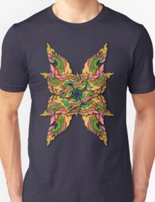 Thai Flame, manipulated T-Shirt