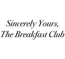 The Breakfast Club by maddytees